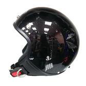 【東門城】ZEUS 103B 素色(黑) 半罩式安全帽 復古帽