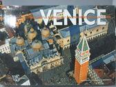 【書寶二手書T9/攝影_XCS】Venice-Flying Over La Serenissima and the…