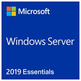Windows Server Essentials 2019 中文入門隨機版 (內含25個CAL上限)