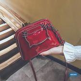 貝殼包正韓INS超火貝殼小包包2018新款可愛少女手提百搭單肩斜挎女包潮