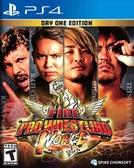PS4 熱血摔角世界(美版代購)