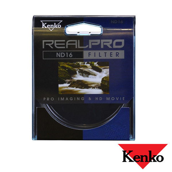 Kenko Real Pro RealPro MC ND16 減光鏡 72mm 公司貨