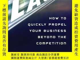 二手書博民逛書店Launch:罕見How to Quickly Propel Your Business Beyond the C
