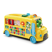 美國 LeapFrog 跳跳蛙 動物字母發音小巴士