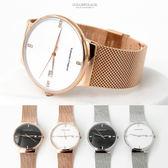 范倫鐵諾˙古柏 四方鑽鋼索錶 米蘭錶帶 柒彩年代【NEV22】