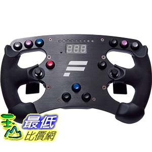 (美國官網代訂) Fanatec ClubSport Steering Wheel Formula Black