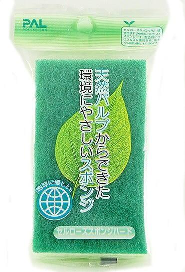 [霜兔小舖]日本PAL 天然木漿海綿菜瓜布
