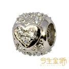 今生金飾   晶鑽  純銀串珠