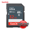 SanDisk Ultra SDHC C10 32GB 48MB/s 記憶卡
