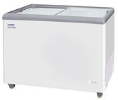 «免運費»HiRON海容 4尺4 玻璃推拉冷凍櫃 (HSD-458)【南霸天電器百貨】