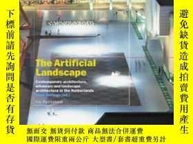 二手書博民逛書店Artificial罕見LandscapeY364682 Hans Ibelings Nai Publishe