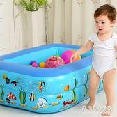嬰兒童大碼寶寶洗澡桶家用游泳桶充氣泳池加厚 JH1236『俏美人大尺碼』