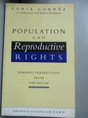 【書寶二手書T3/社會_NPN】Population and reproductive rights : feminis