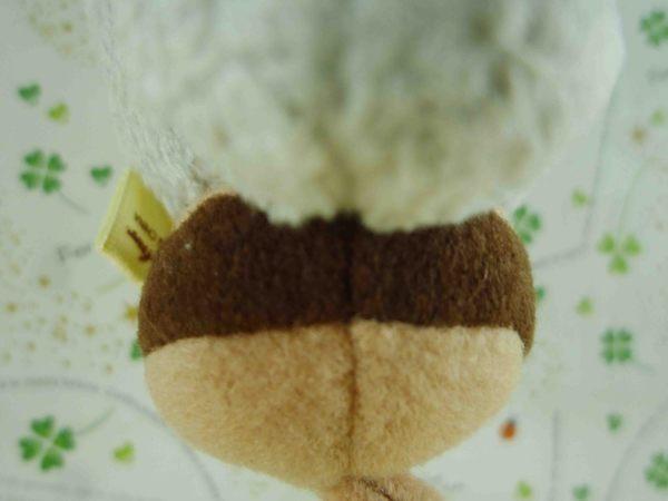 【震撼精品百貨】となりのトトロTotoro_絨毛鎖圈-陀螺灰(張嘴)