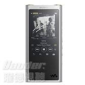 【曜德★送造型包+專屬皮套】SONY NW-ZX300 銀 頂級數位隨身聽 64GB 26hr高音質續航