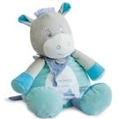 法國娃娃DOUDOU 藍綠小驢子抱抱大布偶 (40cm)