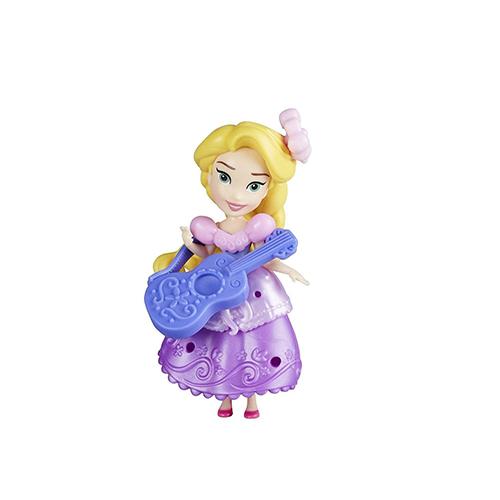 《 Disney 迪士尼 》迪士尼迷你公主划船組 - 長髮公主 樂佩  ╭★ JOYBUS玩具百貨