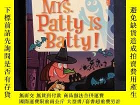二手書博民逛書店Mrs.Patty罕見is batty! my weird school 13Y169990 dan gutm