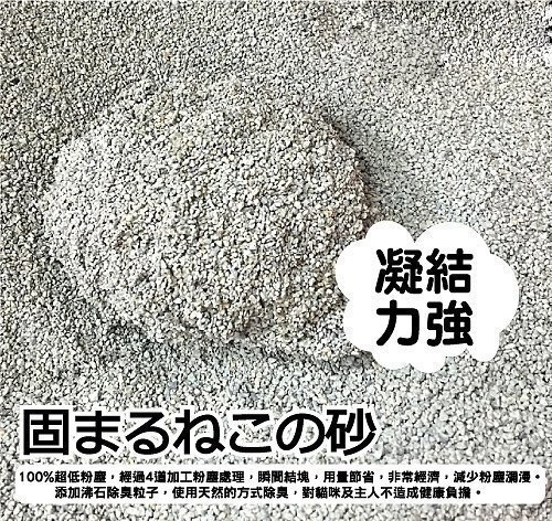 48H出貨*WANG* 【超值6包免運組】寵喵樂 嚴選細球貓砂 礦砂-低粉塵12磅/5.44公斤(幾乎是0粉塵)