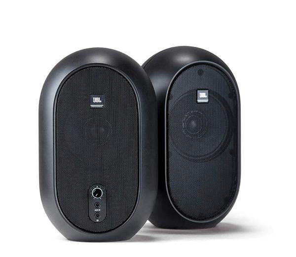 美國JBL 1系列之104 4.5吋60瓦同軸時尚型監聽喇叭》進口升級線套組-公司貨