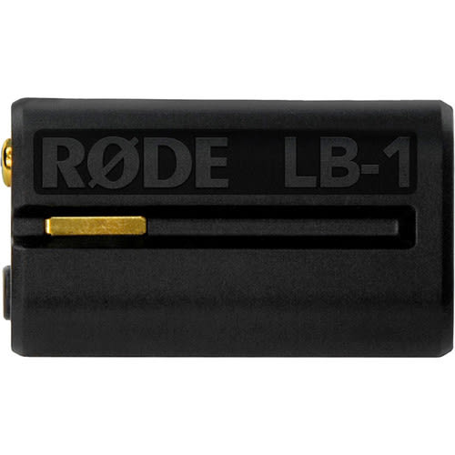 【RODE】1600mAh LB-1 充電電池 鋰電池 for VideoMic Pro + (VMP+) TX-M2 正成公司貨