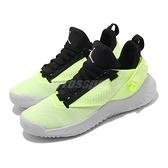 【六折特賣】Nike 休閒鞋 Jordan Proto 23 GS 螢光黃 黑 緩震中底 運動鞋 女鞋 大童鞋【ACS】 AT3176-700