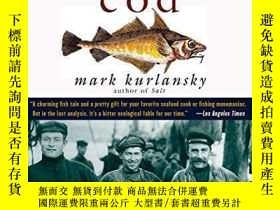 二手書博民逛書店罕見Cod-鱈魚Y436638 Mark Kurlansky Penguin Books, 1998 ISBN