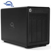 OWC ThunderBay 4 高速 Thunderbolt3 四槽 2.5 / 3.5 吋 硬碟 SSD 外接盒 ( OWCTB3IVKIT0GB )