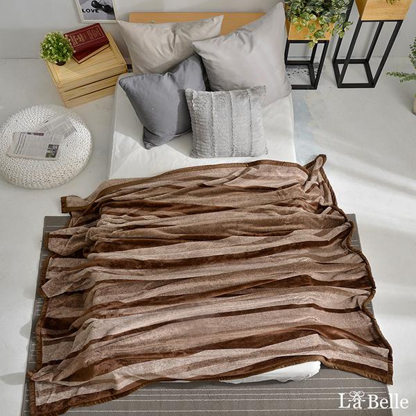 英國Abelia《夏卡爾》雙人毯 (200*230CM)-褐/咖啡色