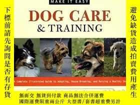 二手書博民逛書店Knack罕見Dog Care and Training: A Complete Illustrated Guid