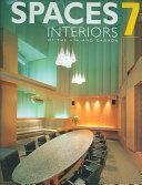 二手書博民逛書店 《Interior Spaces of the USA and Canada Vol 7》 R2Y ISBN:1920744355│Images Publishing