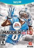 WiiU Madden NFL 13 勁爆美式足球 13(美版代購)