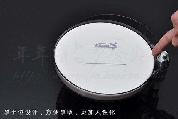 [協貿國際]  全磁拉餌盤餌料盒DIY