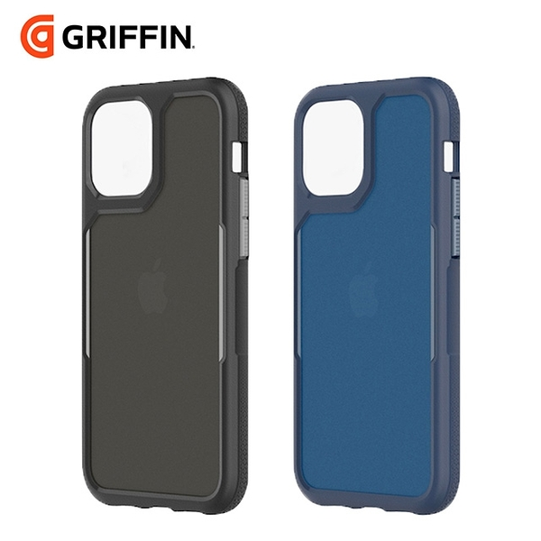 Griffin Survivor Endurance iPhone 12/12 Pro 6.1吋 軍規抗菌霧透防摔殼