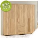 衣櫥【YUDA】波里斯 6.6尺 組合式...