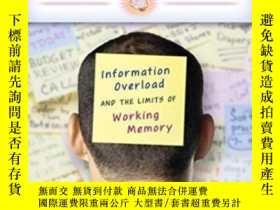二手書博民逛書店The罕見Overflowing Brain: Information Overload And The Limi