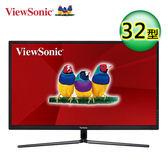 【ViewSonic 優派】VX3211-4K-MHD 32型 Ultra HD 液晶螢幕 【加碼送HDMI線】