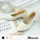 跟鞋 素面優雅氣質跟鞋 MA女鞋 T72200