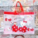 日本kitty防水袋游泳袋手提袋大蝴蝶結07160通販屋