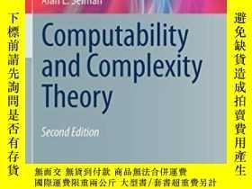 二手書博民逛書店Computability罕見And Complexity Theory-可計算性與復雜性理論Y436638