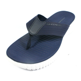 (A6) (送贈品) SKECHERS 涼拖鞋Elite Flex-Coastal Mist 夾腳拖 藍白 拖鞋 51721NVY 陽光樂活
