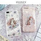 Disney迪士尼iPhone 7/8 Plus五彩貝殼系列手機殼_素描系列