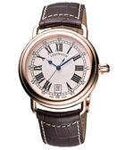 AEROWATCH Lady Elegance 經典機械腕錶 A60900R101