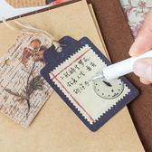 【BlueCat】陌墨復古禮物吊牌標籤包(30入裝)