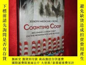 二手書博民逛書店Counting罕見Coup: Becoming a Crow