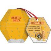 Burt's Bees 蜜蜂爺爺 假期禮盒組 2件組 (鐵盒) 手部修護霜8.5g+蜂蠟護唇膏【彤彤小舖】