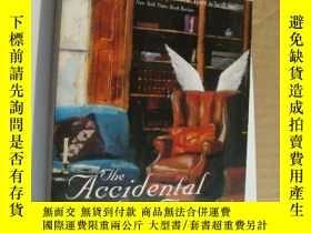 二手書博民逛書店The罕見Accidental Tourist 英文原版 大32
