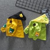 男童外套春秋裝2018新款兒童韓版薄款休閒潮外套男1一3歲風衣