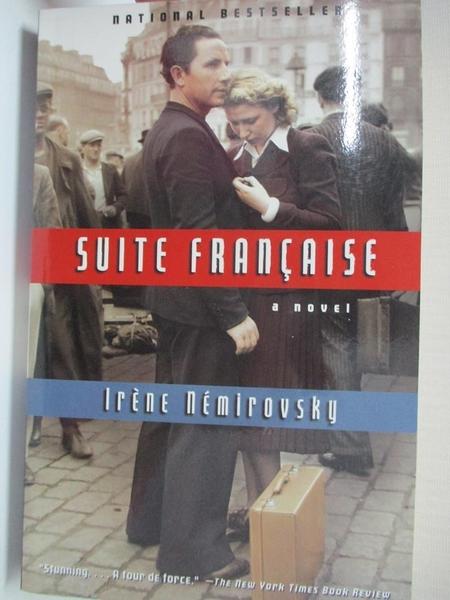 【書寶二手書T3/原文小說_IE8】Suite Francaise_Nemirovsky, Irene/ Smith, Sandra (TRN)