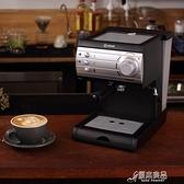 咖啡機 意式咖啡機家用小型半全自動商用 原本良品